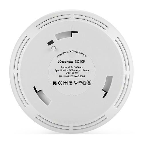 detector-de-fum-fotoelectric-cu-sirena-x-sense-sd10f