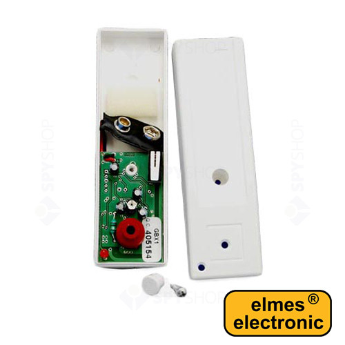 Detector de geam spart wireless Elmes GBX1