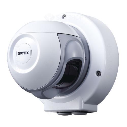 Detector de miscare Optex RLS-2020S, 21 m, 3 iesiri, interior/exterior