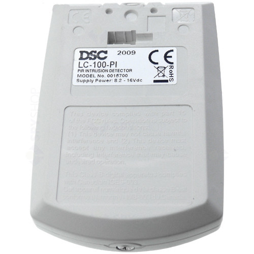 Detector de miscare PIR DSC LC 100PCI pret/buc la 24 de bucati