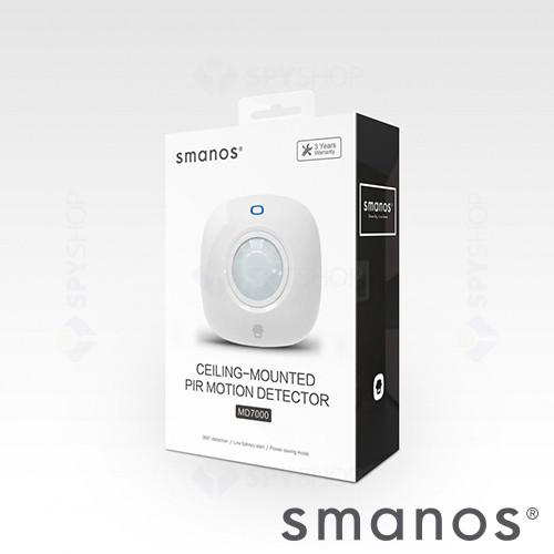Detector de miscare PIR wireless Smanos MD7000