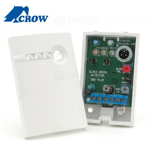 Detector de soc si geam spart Crow GBD Plus