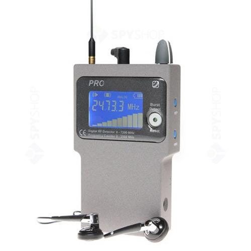 Detector Profesional echipamente de spionaj