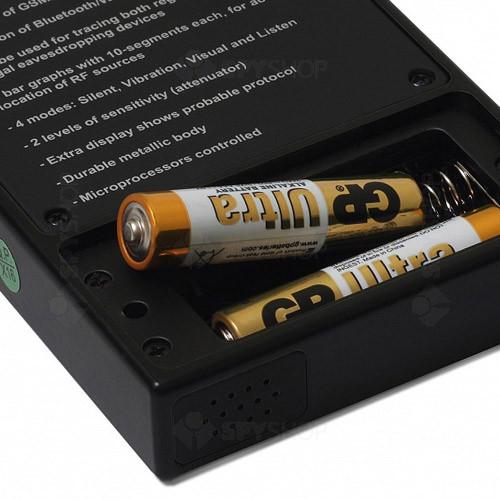 Detector RF Profesional antispionaj Digiscan Labs Protect 1207i