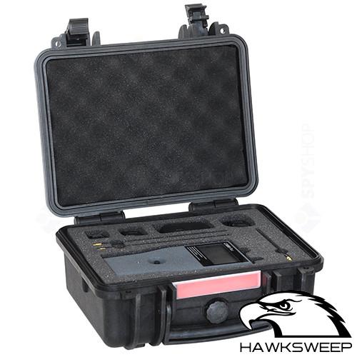 Detector RF Profesional antispionaj HawkSweep HS-3000Plus