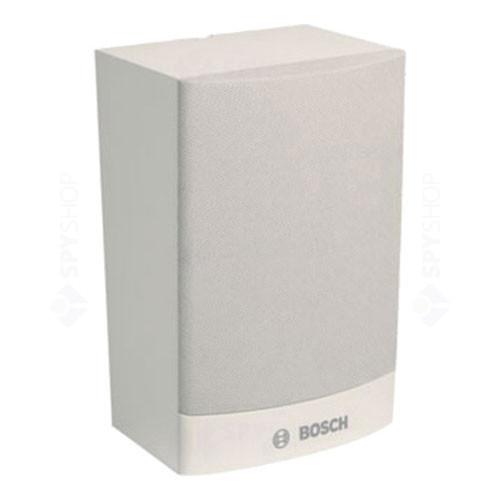 Difuzor cabinet cu potentiometru pentru volum Bosch LB1-UW06V-L1, 6 W, aparent, alb