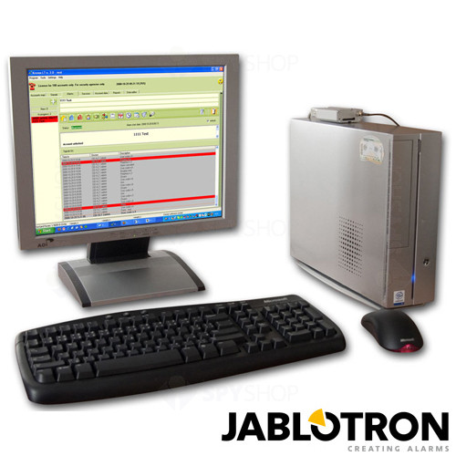 Dispecerat de monitorizare Jablotron PC-350