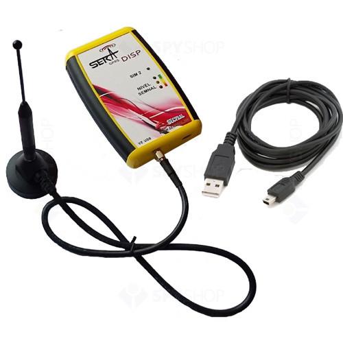 Dispecerat monitorizare SEKA GPRS DIS USB