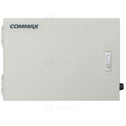 Distribuitor de exterior Commax CCU-OS, 14 V, 400 m, UTP