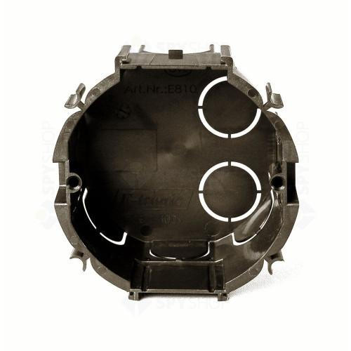 Doza aparat cu montaj ingropat SCHRACK GTDU810, 5xM20+2xM25+2xM20, D67xA45 mm, PS
