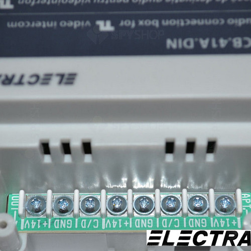 Doza derivatie Audio Electra ACB.41A.DIN