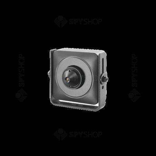 Camera video pinhole Hikvision Ultra Low Light DS-2CE38D8T-PIR, 2 MP, 2.8 mm