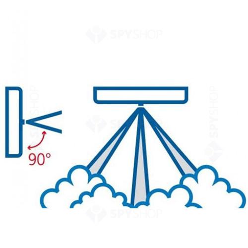 Duza pentru tun de ceata AVS ER390, 90 grade, 3 jeturi, efect de cortina