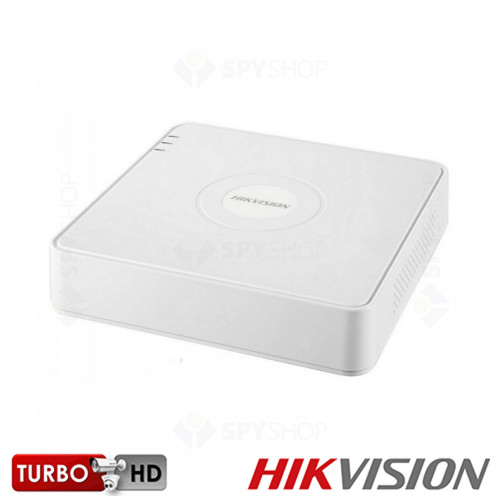 SISTEM SUPRAVEGHERE EXTERIOR TURBOHD CU 8 CAMERE VIDEO HIKVISION TVI-4EXT20-720P