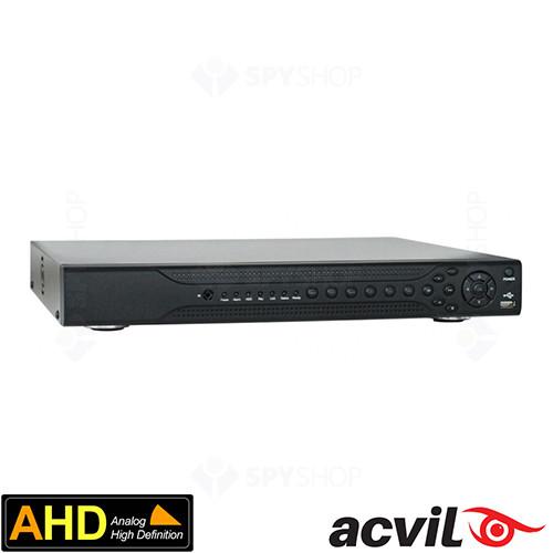 SISTEM SUPRAVEGHERE EXTERIOR AHD CU 16 CAMERE VIDEO ACVIL AHD-16EXT30-720P