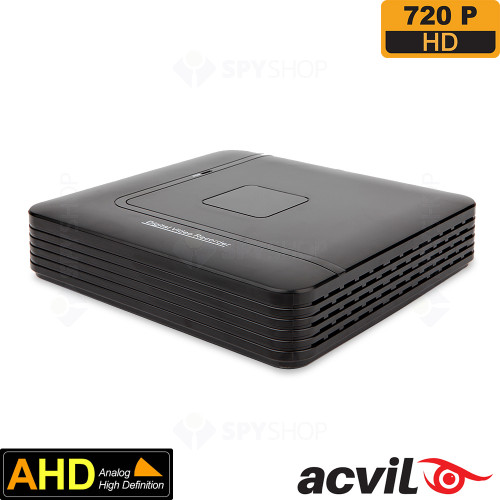 DVR AHD cu 8 canale video Acvil AHD-5108