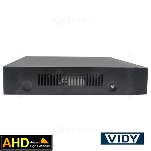 DVR AHD cu 8 canale video Vidy VDVR08TH