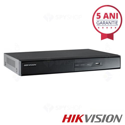 DVR hybrid cu 16 canale HIKVISION DS-7608HI-ST/A
