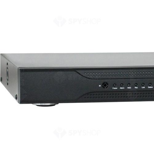 NVR cu 8 canale Full HD sau HD NVR-8FHD
