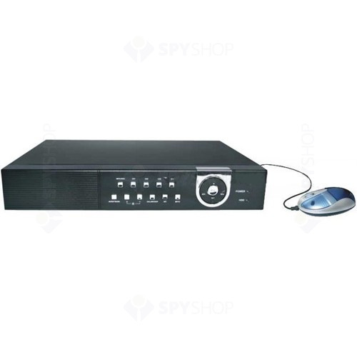 DVR STAND ALONE 4 CANALE VIDEO DVRS-36104