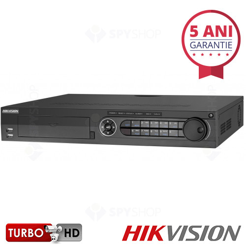 DVR stand alone cu 16 canale Turbo HD Hikvision DS-7316HQHI-SH
