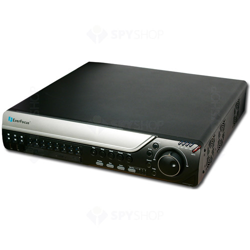 DVR STAND ALONE CU 16 CANALE VIDEO EVERFOCUS PARAGON D4/4