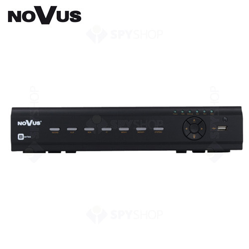 DVR Stand Alone cu 16 canale video Novus NDR-BA3416