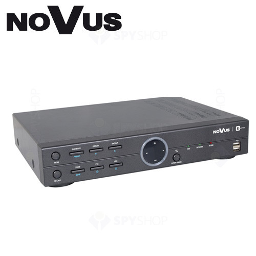 DVR Stand Alone cu 16 canale video Novus NDR-EA2416