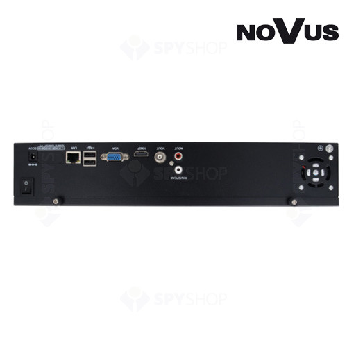 Network video recorder cu 9 canale video Novus NVR-5509