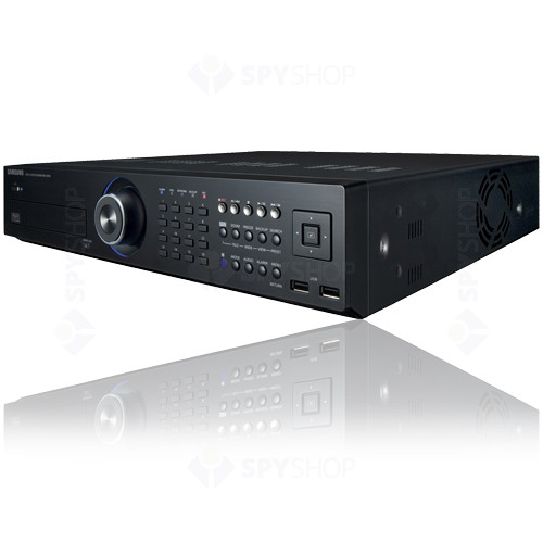 DVR Stand alone cu 16 canale video Samsung SRD-1650