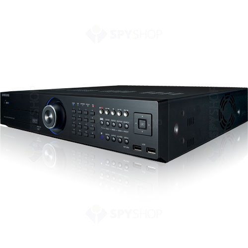 DVR Stand Alone cu 16 canale video Samsung SRD-1652D 500GB