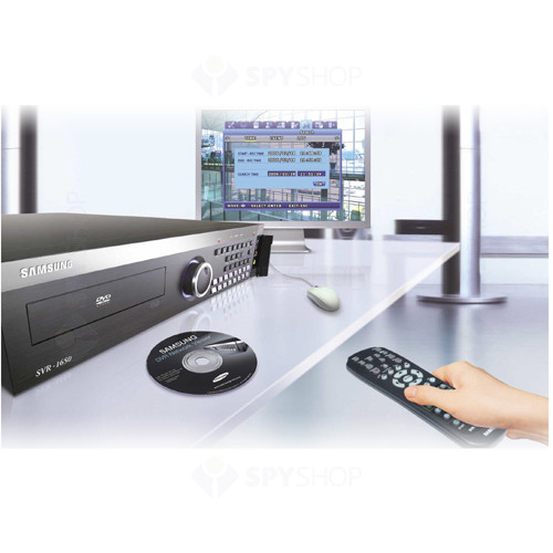 DVR stand alone cu 16 canale video Samsung SVR-1640ADH250