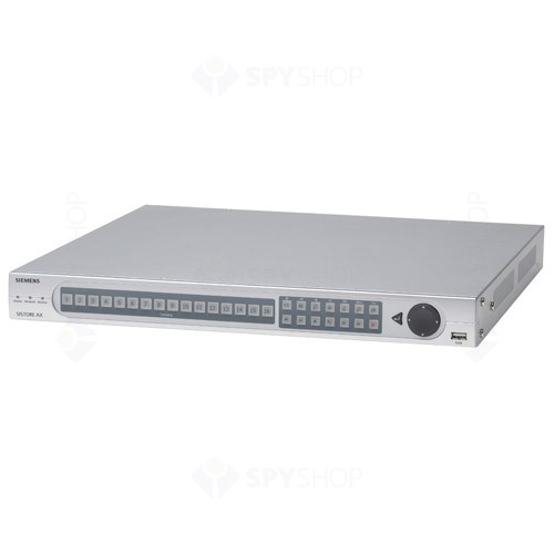 DVR Stand alone cu 16 canale video Siemens SISTORE AX16 250