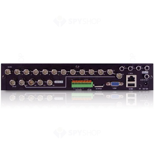 DVR stand alone cu 16 canale video Videomatix VTX 1601HDReady