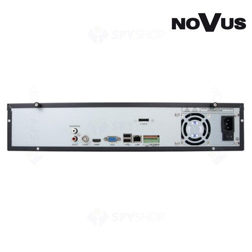 Network video recorder cu 36 canale video Novus NVR-5736
