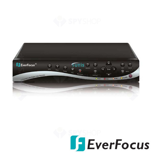 DVR Stand Alone cu 4 canale Everfocus Tutis 4F3