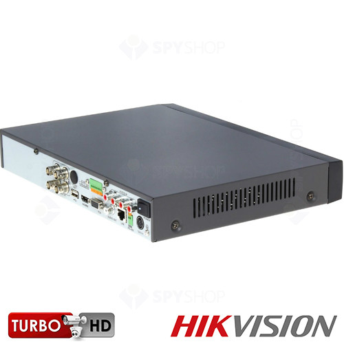 DVR stand alone cu 4 canale HIKVISION TURBO HD DS-7204HGHI-SH