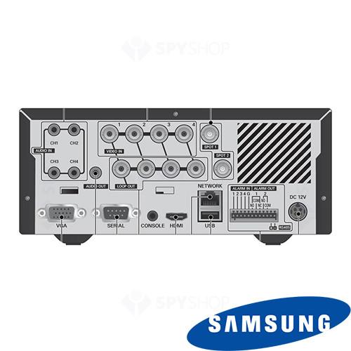 DVR Stand alone cu 4 canale Samsung Beyond SRD-476D 1TB-4