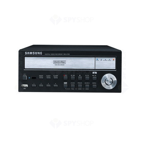 DVR stand alone cu 4 canale Samsung SRD-470D NO HDD