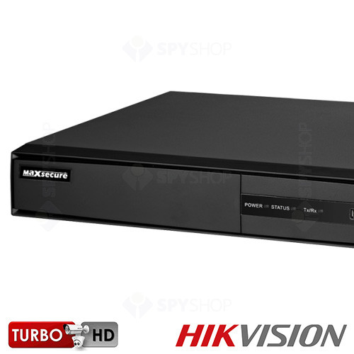 DVR stand alone cu 4 canale Turbo HD Hikvision DS-7204HQHI-F1/N