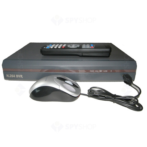 DVR Stand alone cu 4 canale video DVC-2704HB/NET