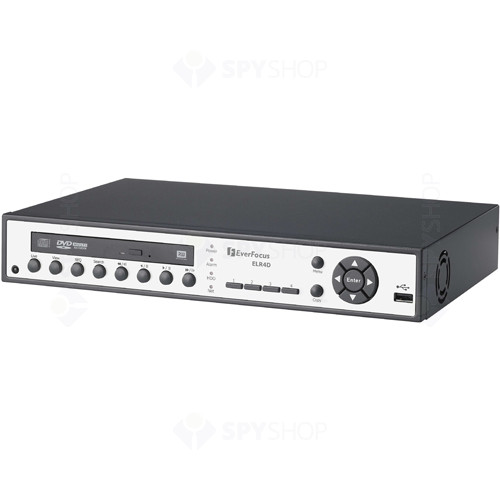 DVR Stand alone cu 4 canale video Everfocus ELR4D