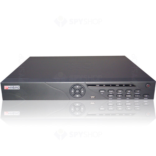DVR Stand alone cu 4 canale video Hanbang HB-7204L