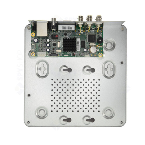 DVR Stand alone cu 4 canale video HikVision DS-7104HWI-SL