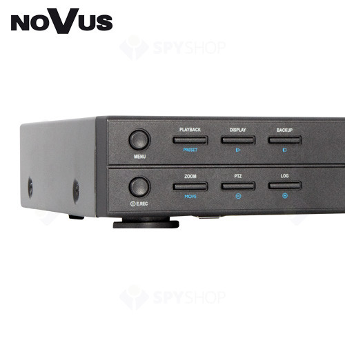 DVR Stand Alone cu 4 canale video Novus NDR-EA2104