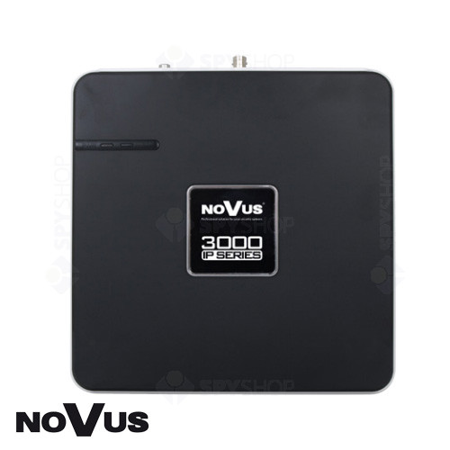 Network video recorder cu 4 canale video Novus NVR-3304