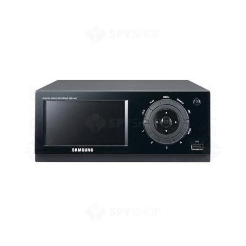 DVR stand alone cu 4 canale video Samsung SRD-442 P5G/EU