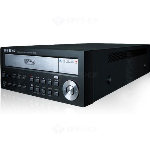 DVR Stand Alone cu 4 canale video Samsung SRD-470D 500GB