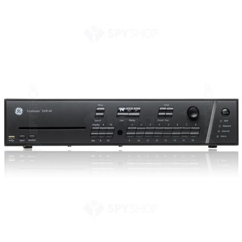 DVR Stand alone cu 4 canale video UTC Fire & Security TVR-4004-500EA