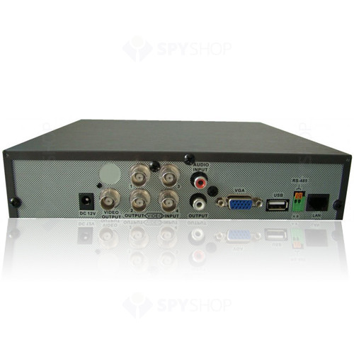 DVR Stand alone cu 4 canale video Vidy VDVR4-IC